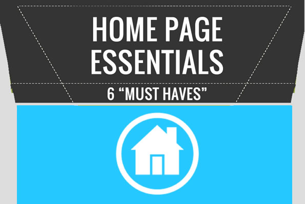 FREE DOWNLOAD: THE 6 HOME PAGE ESSENTIALS