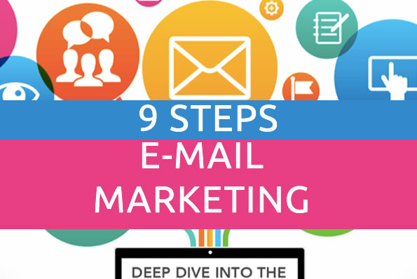 FREE DOWNLOAD: 9 STEPS TO E-MAIL MARKETING