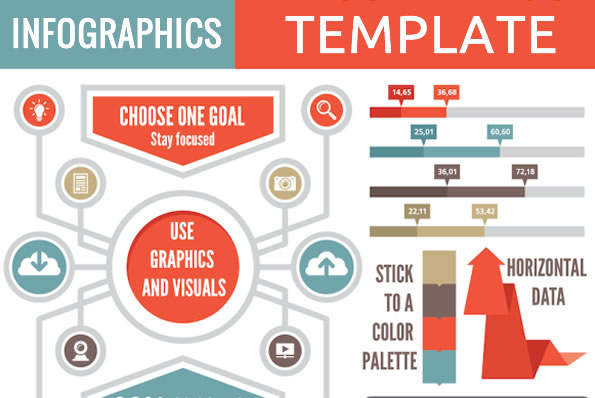 FREE DOWNLOAD: INFOGRAPHICS MADE EASY TEMPLATE